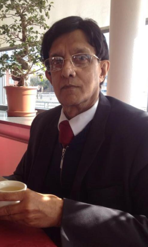 Somendra Ghose Author Picture