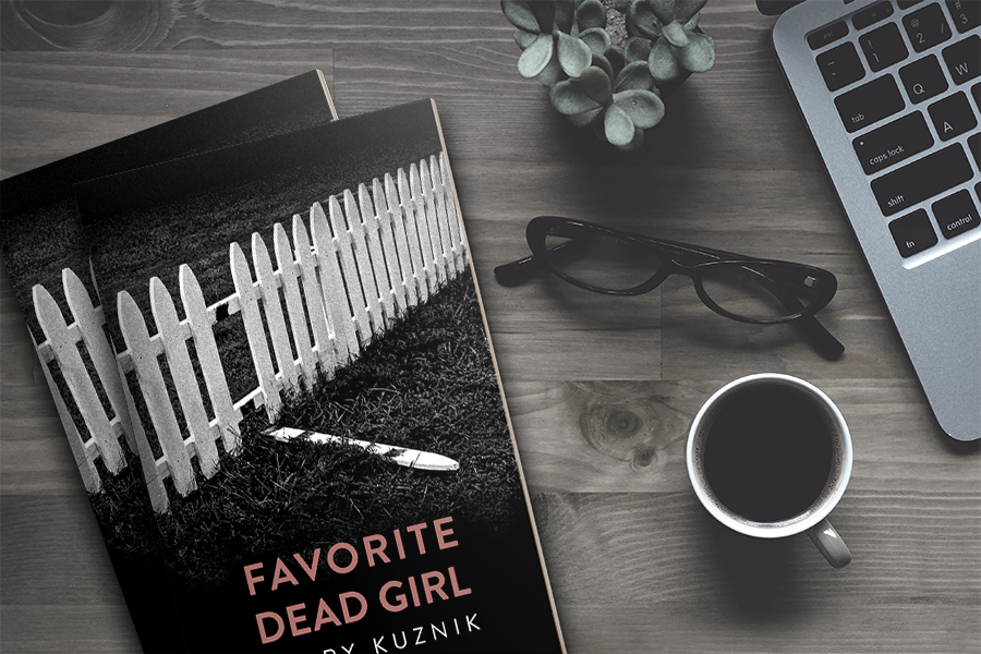 Cover Reveal: 'Favorite Dead Girl' by Jerry Kuznik 3