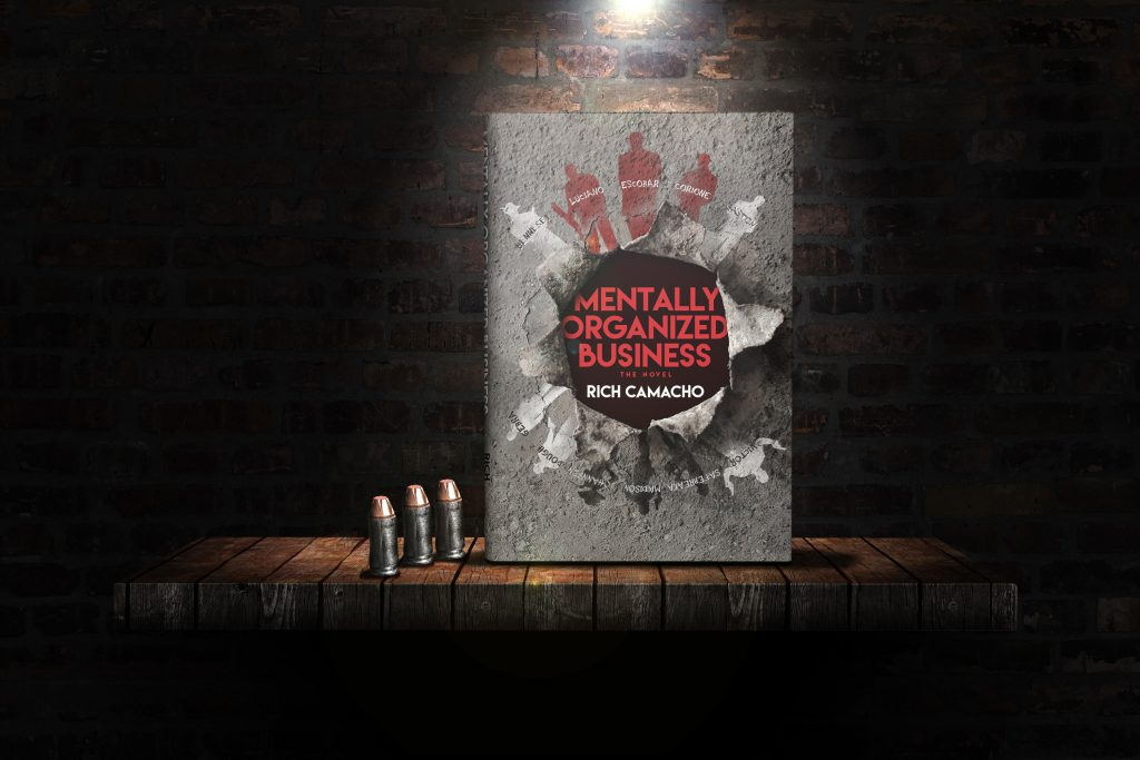 Cover Reveal: 'Mentally Organized Business' by Rich Camacho 1