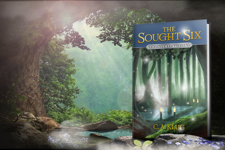 Cover Reveal: The Sought Six by C.A. Klug 1
